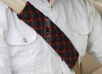 Car safety belt cover commercial series car safety belt shoulder pad set car accessories