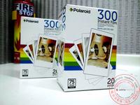 free shipping ! 100% original Fuji mini polaroid300 25 mini7s mini50 polaroid photo paper 20  ,in stock