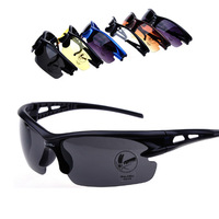 Free shipping 1pcs New Arrival  2013 Oculos de sol For Men Night Vision Sunglasses Outdoor Cycling Sports Fashion Eyewear