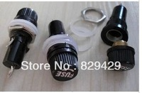 FUSE Fuse holder 5 * 20mm bakelite electrical fuse temperature fuse holder 5X20  30pcs/lot