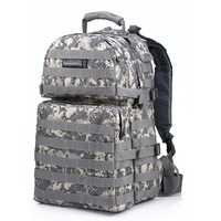 Blackhawk assault backpack male outdoor tactical double-shoulder Camouflage mountaineering bag backpack acu digital