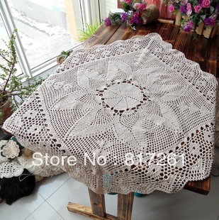 round crochet tablecloth | eBay - Electronics, Cars