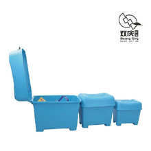 stool storage promotion