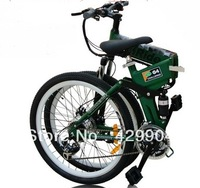 "EN15914 Hot 26"" Electric bicycle  folding electric mountain bicycle / bike  Electric mountain bike  electric bicycle   E-bike"