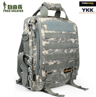 "Free Soldier multipurpose 14"" laptop backpack,MOLLE bag tactical Cordura backpack+Free shipping(SKU12050148)"