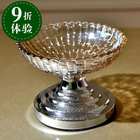 Meike holy fashion crafts american style new classical decoration luxury crystal French ashtray