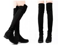 2013Free Shipping Women's Autumn and Winter Boots vintage velvet  Shoes Women's Flats