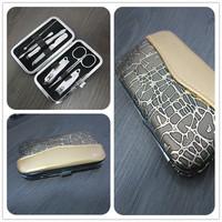 Quality nail clipper set beauty finger plier pedicure knife repair tools cosmetic nail art