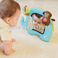 New Baby Cloth Mirrors Baby rooms toys Elephant Design Cloth Mirror 5 pcs/lot Free Shipping Wholesale