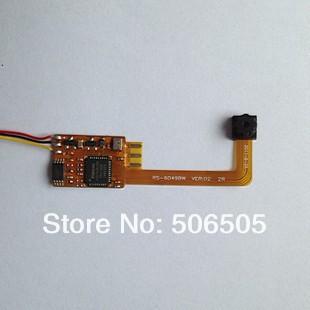 1/6 inch color CMOS camera module 3.3-5V FPC separate flexible circuit board camera module(China (Mainland))