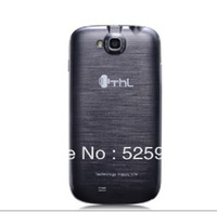 100% original new for THL W8 battery housing door back cover case black white color HK post free shipping