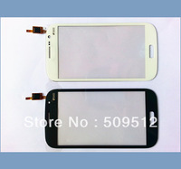 100% Original Touch Screen Digitizer for Samsung Galaxy Grand Duos i9082 i9080 White or Blue Color  Free Shipping