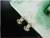 Crystal earrings wholesale H8009