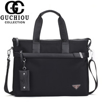 Fashion one shoulder man bag male oxford fabric bag handbag messenger bag business bag casual computer