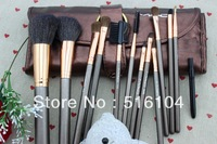 Free shipping! ProfessionalNew 100% new 13 pcs  Makeup Brushes Set Make up Tool Dres, Free shipping