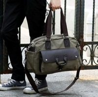 General 2012 vintage canvas bag one shoulder handbag cross-body bag casual backpack man bag