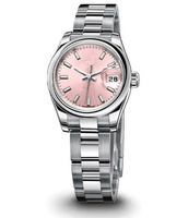 Ms log type series 179160 automatic mechanical watches, the price is $110.00, delivery is free shipping