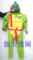ninja turtle play boy halloween costumes kids  anime cosplay costume
