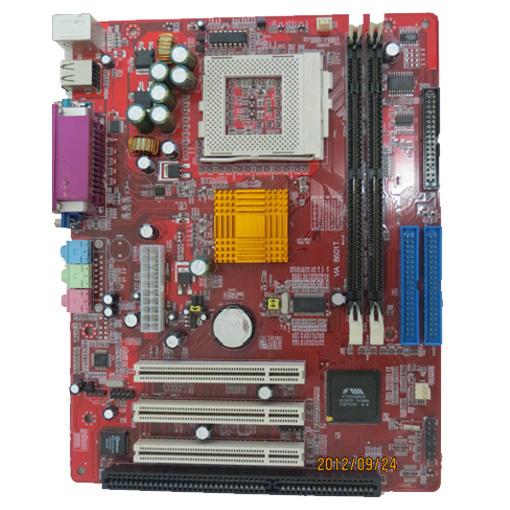 P3 motherboard belt isa slot via8601a t belt isa slots motherboard electronic control board(China (Mainland))