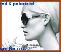 High-end designer women's polarized sunglasses 159 sunglasses retro 9 wholesale pearl models with original gift box