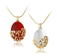 New Fashion Accessories Charm Gold Chain Eye Drop Lucky Short Design Pendant Necklace Free Shipping