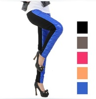 Free shipping maternity pants winter maternity trousers belly pants plus velvet thickening maternity trousers patent