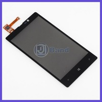 Touch Screen Glass Digitizer Glass Lens Panel for Nokia Lumia 820 Replacement Free shipping
