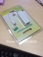 FREE SHIPPING/micro USB 2.0 ethernet adapter