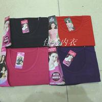 Free Shipping 2012 women's 100% cotton long johns long johns set 100% women's cotton thermal underwear