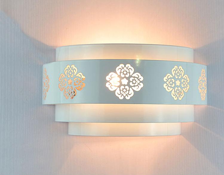 Acquista all 39 ingrosso online fiore applique da parete da - Specchio da camera da letto ...