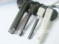 Outdoor flingers multifunctional flingers magnesium block magnesium rod belt compass  ignition