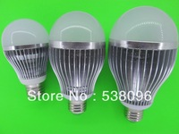 New E27 B22 LED Bulb 6W 10W 14W 18W 24W LED Bulb Lamp AC85-265V Warm White / White /Cool white Warranty 2 years Free shipping