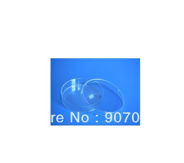 Placa de Petri Con Tapa 60