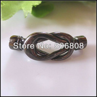 20pcs/lot High Quality Metalblack Tone Toggle Magnetic Clasps Fit Making Jewellry Findings FREE SHIPPING