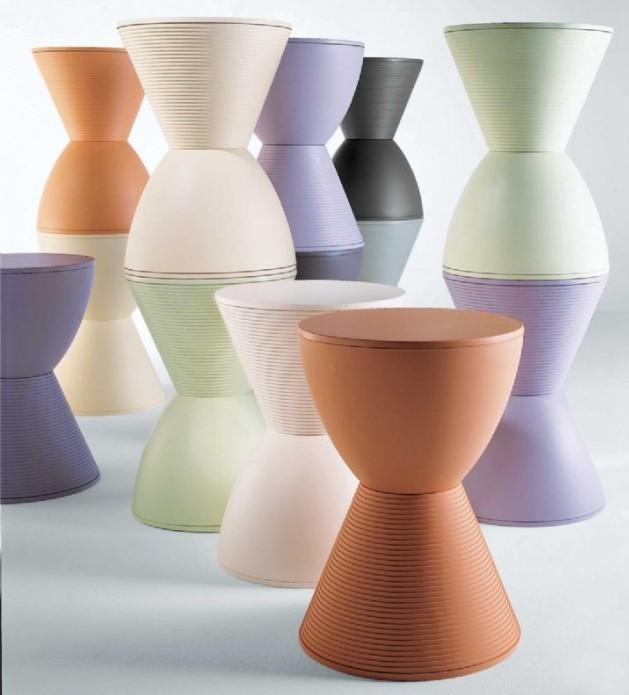 Online Get Cheap Plastic Garden Stool Aliexpresscom  : Modern Spring Hourglass Prince Aha font b Stool b font Chair from www.aliexpress.com size 629 x 695 jpeg 63kB