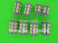 DC 12V G4 LED Light 13 18 24 27 SMD 5050 LED G4 LED Bulb Lamp Free shipping 5pcs/lot ( High Brightness )