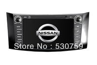 "8"" In Dash Car DVD Player for Nissan BlueBird Sylphy with GPS Navigation Navi Rdio Bluetooth USB AUX TV Stereo Auto Audio Video"