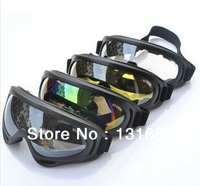 2013 skiing goggle double layer anti-fog anti-uv men and Women myopia glasses,Spherical polarization ski glasses.S-025
