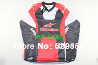 2013 Wholesale - motorcycle Racing Jersey,motorcycle T-shirt S,M,L,XL racing,motorbike,motocross T005