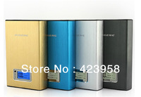New Dual USB 12000 mAh Mobile Battery Charger Power Bank Free shipping