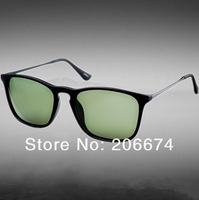 NEW 4187 Unisex Vintage Sunglasses (Blue.green.black)+free shipping