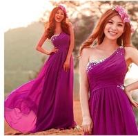 Fashion Style wedding formal evening dress cheongsam  FREE SHIPPING!
