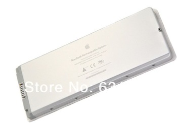 "Genuine Original WHITE Battery For Apple MacBook 13"" A1185 A1181"