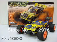 1:18 Brushless Motor Hobby Rc Race Car with LCD --- 5868-3