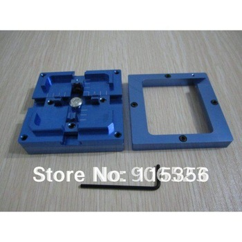 Free shipping KF-15 single frame 80mm BGA reballing station PCB holder jig