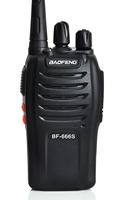 Free shipping by Fedex 5x BaoFeng BF-666STwo-Way Radio BaoFeng BF-666S Walkie Talkie UHF 5W 16CH single Band Hot!!