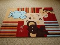 Carpet cartoon carpet child carpet artificial wool creepiness pad