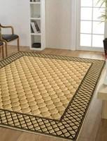 Fashion brief pure wool flower carpet coffee table carpet bedroom bed carpet sofa carpet