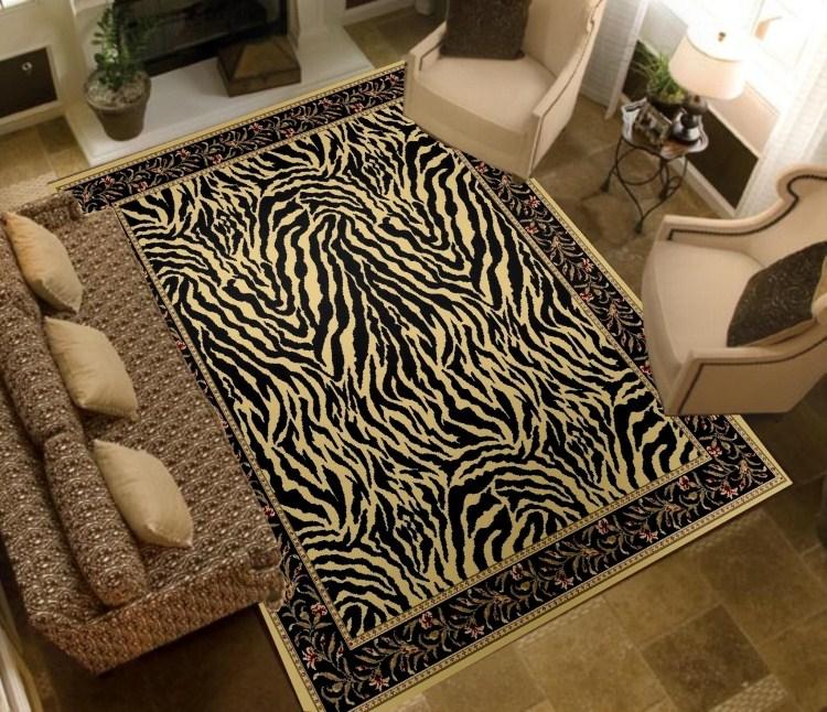 zebra wohnzimmer:Online Kaufen Großhandel zebra teppich aus China zebra teppich