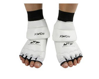 HOT!! Kwon Taekwondo Foot Protector. training protective gear.#H0503